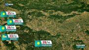 Прогноза за времето на NOVA NEWS (26.07.2021 – 20:00)