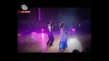 Най - Хубавите Моменти На Орлин И Яна победителите в Dancing stars