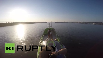 Japan: Meet the woman who will row solo from Japan to San Francisco