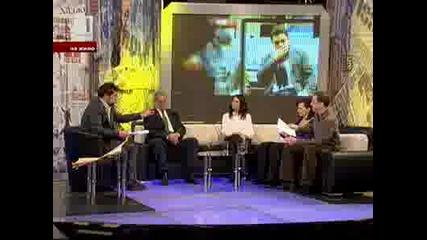 Българска национална телевизия - н3dеля X3 22 януари 2012