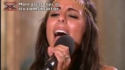 The X Factor 2009 - Despina Pilavakis - Judges houses 1