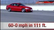 Bmw 335is 2011. Track Tested - Inside Line (hq)
