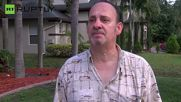 Orlando Shooter's Neighbour Recounts Conversation with Assailant's Father