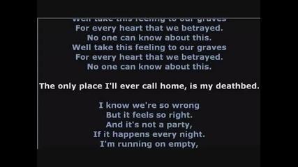 Bring Me The Horizon - A Lot Like Vegas (lyrics)