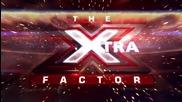 Caroline Flack grills the Judges - The X Factor Uk 2012