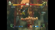 Street Fighter 4 Tournament: El Fuerte vs. Zangief