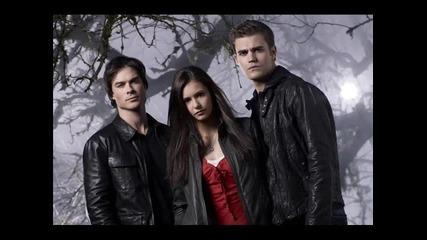 Vampire Diaries 112 - Mr. Sandman ( Oranger )