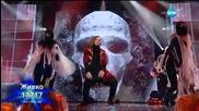 Живко Станев - X Factor Live (27.10.2015)