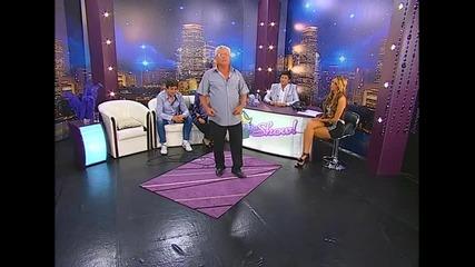 Milance Radosavljevic - Ja u ljubav vise ne verujem - Peja Show - (TvDmSat 2011)