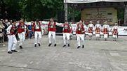 Танцов състав с. Литаково на Великденски събор гр. Ботевград