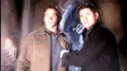 Supernatural/ Carry On My Wayward Son (music video) + Превод