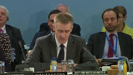НАТО покани Черна гора да стане членка на Алианса
