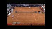 Федерер и Хаас бият в Хамбург