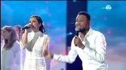 Християна Лоизу и Стивън Ачикор - I'll be there - X Factor Live (04.01.2016)
