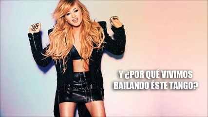 [превод] Paulina Rubio - Mi Nuevo Vicio