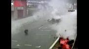 Най - Лошата Катастрофа Във Формула 1