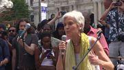 USA: Philadelphia 'Bernie or Bust' rally says 'Never Hillary'
