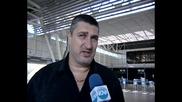 България замина за мачовете с Русия в Световната лига