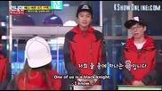 [ Eng Subs ] Running Man - Ep. 219 (with Joo Sang Wook, Han Ye Seul, Jung Gyu Woon and more) - 2/2