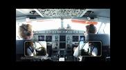 Полет с A330-343x , Frankfurt-seattle Част 3 от 4