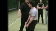 Руски техники за самозащита