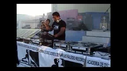 Dj Javier Perez Live At Kaleido Sessions