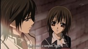 Vampire Knight Episode 03 - The Fang Of Repentance - English Subs [720p]