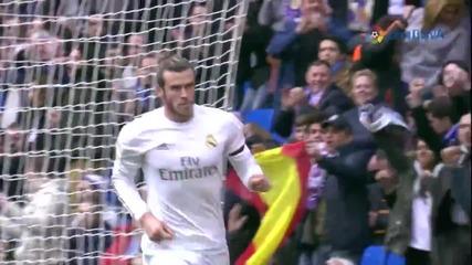 Предпразничната еуфория на Bbc! Real Madrid 10:2 Rayo Vallecano ( Всичките Голове ) 20.12.2015