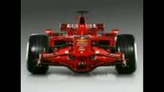 Болид На Ferrari За Сезон 2008