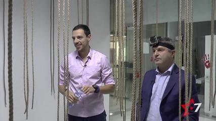 Милен Цветков и Даниел Петканов търсят изхода в тайна гробница (трейлър)