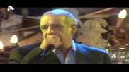 {превод} Димитрис Митропанос - Роза - Dimitris Mitropanos - Roza Live 30.09.2008
