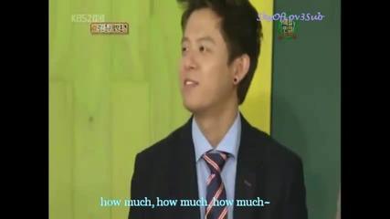 (eng Sub) 100 - Korean Idols Chicken Cf