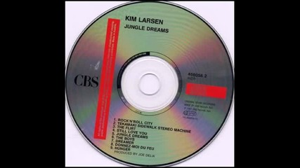 Kim Larsen - Jungle dreams (1981)