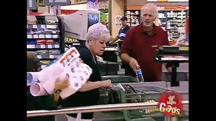 Злата монахиня - Скрита камера