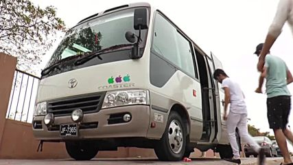 Pakistan: Pokemon Go bus tours start up in Karachi
