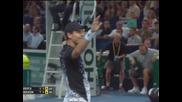 Раонич и Бердих ще определят единия финалист в Париж, Джокович остава номер 1