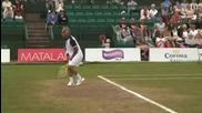 Лудият Тенисист Mansour Bahrami