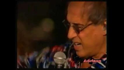 Music _ Adriano Celentano - Bi Bop A Lula ( Live tv show Rockpolitik 2005 )
