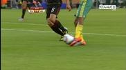 World Cup 2010 Siphiwe Tshabalala Goal vs Mexico Slow Motion ( H D )