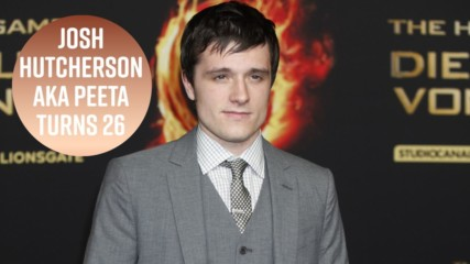Josh Hutcherson wanted to be a star at four