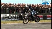 Stunt Bike Show 50cc final 2010