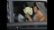 Алешандре Пато сключи брак с бразилската актриса Стефани Брито