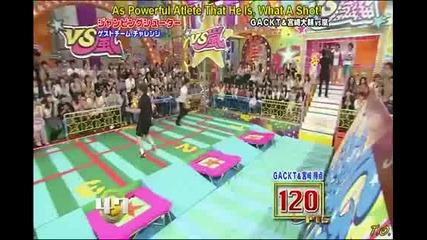 Gackt v.s. Arashi (07 04 09) Part1