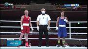 БЪЛГАРСКИ УСПЕХ В ТОКИО: Боксьорката Стойка Кръстева е на четвъртфинал