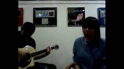 Jessie J - Nobodys Perfect - Acoustic (ben Martinez on guitar)
