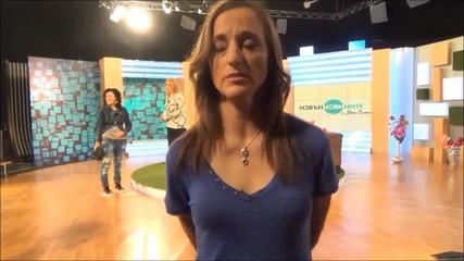 Маги Малеева в Извън новините с Ани Салич