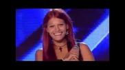 Прекрасна е! Жана Бергендорф - The X Factor 2013