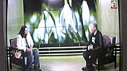 Деян Неделчев-интервю в Канал 3-2019