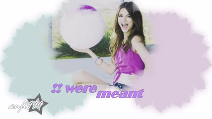 Victoria Justice ^^ My Part Of Collab