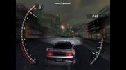 Need For Speed Underground 2 Drag